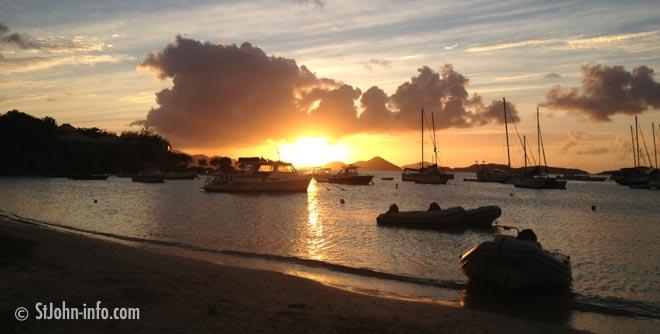 St. John, USVI useful travel and island information
